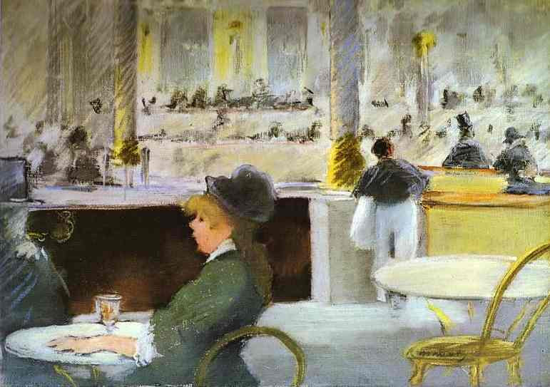 interior of a cafe 1880 XX glasgow museums and art galleries glasgow uk